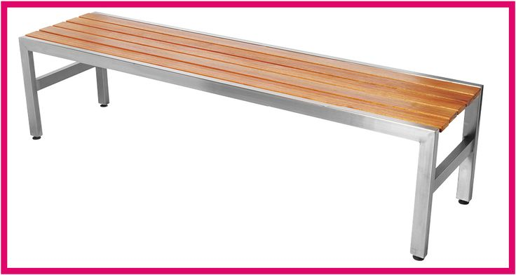 Slimline-Bench