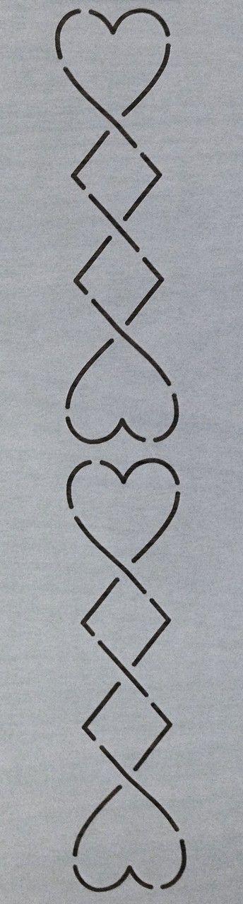 """Super Sash 1.5"""" - The Stencil Company"""
