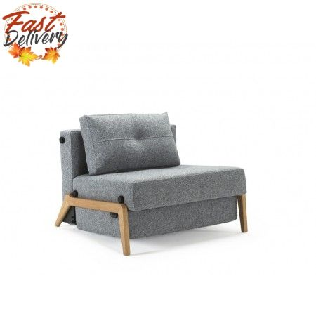 Sofa Covers CUBED SINGLE SOFA BED CHAIR