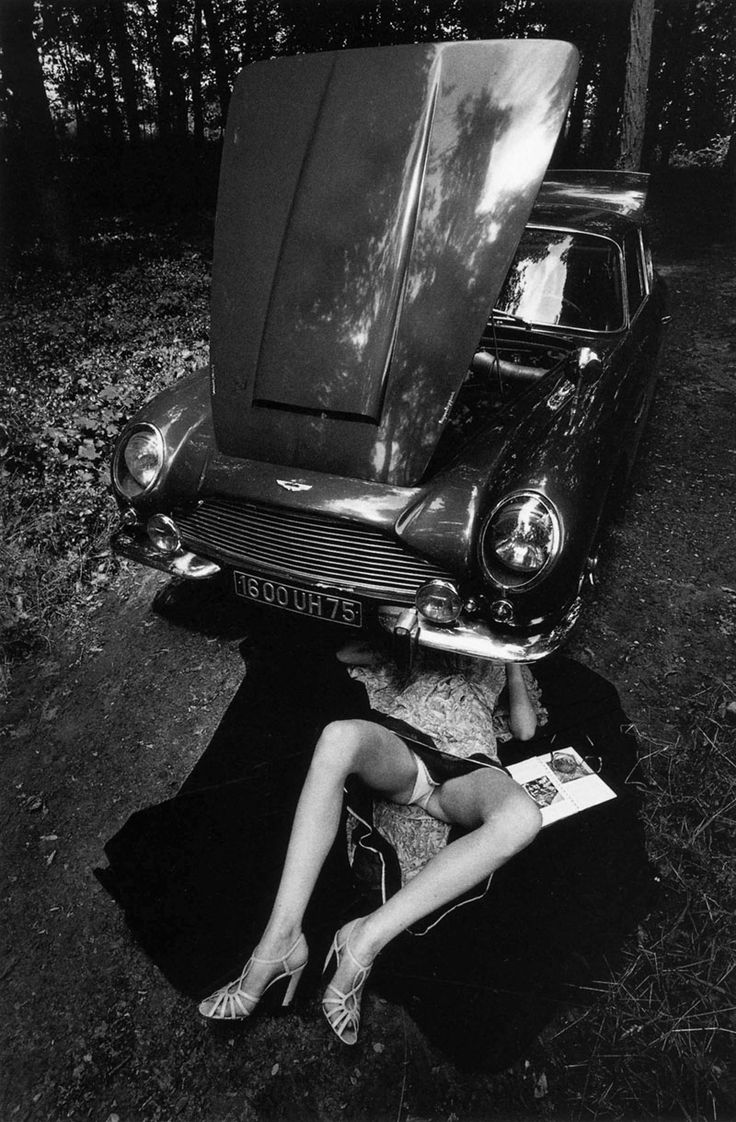Jeanloup Sieff  photography