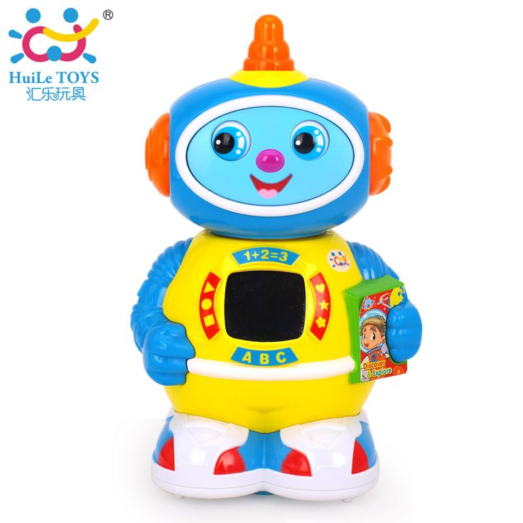 2017 New Robot Electronic Musical Toys 360 Rotating Walk Lighten Toy Baby Hobbies Christmas Birthday Gifts Toy For Kids Boy #Affiliate