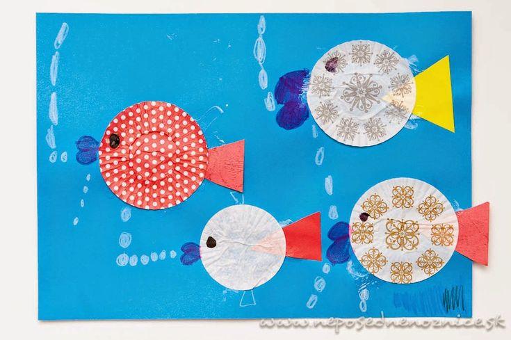 ryby | Neposedné nožnice