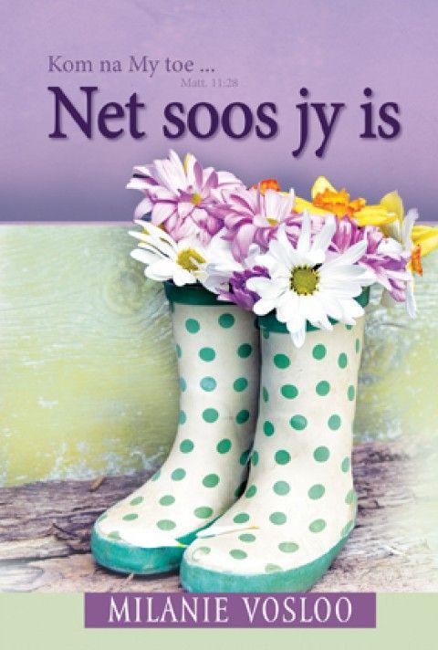 Net Soos Jy Is (Sponsgevulde Hardeband)