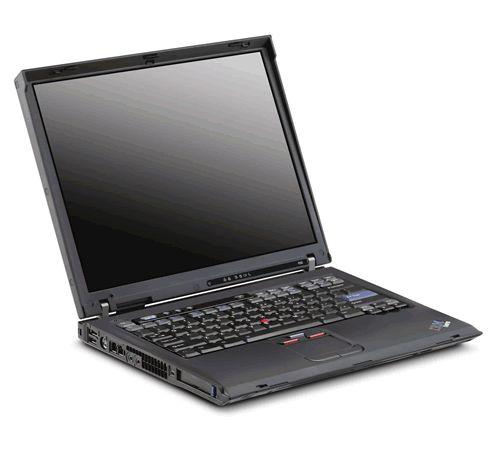 "IBM Lenovo Thinkpad R51, Pent 1.50GHz, 14.1"", 512MB, 40Gb, DVD"