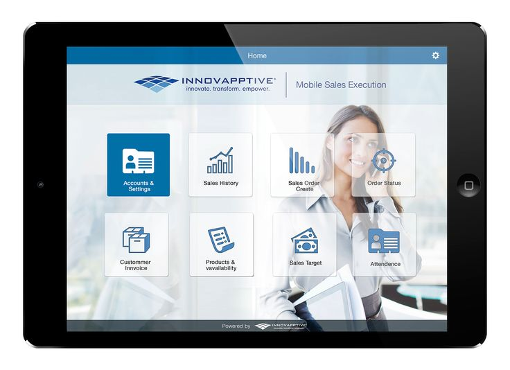 SAP Mobile Sales Execution - mSalesX - Billy Vemuri Powered by Innovapptive Inc