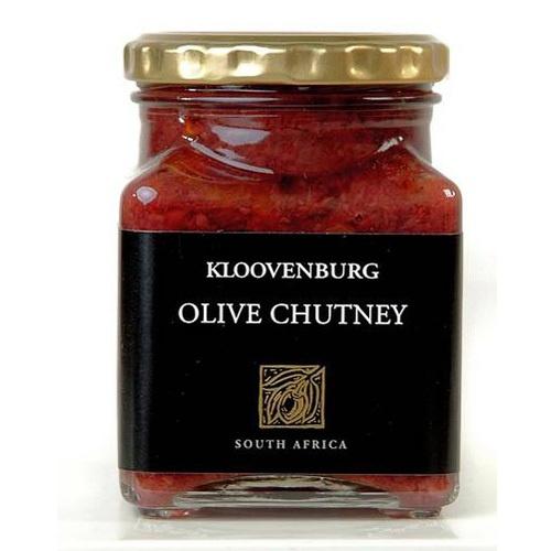 Kloovenburg Olive Chutney