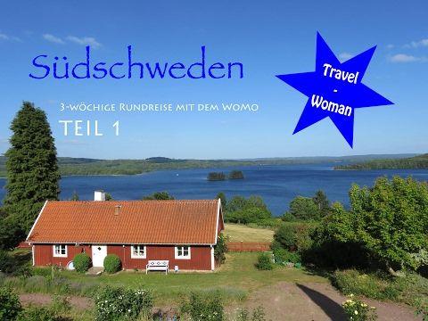 Süd - Schweden mit dem Wohnmobil, 2. Teil, Ostküste, Doku, Reisebericht, Stellpätze, Camping, Sweden - YouTube