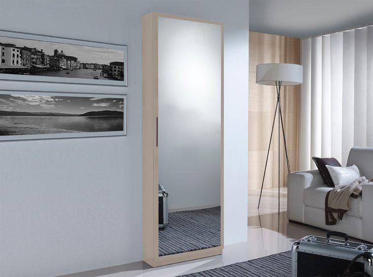 M s de 25 ideas incre bles sobre zapatero espejo en for Conforama espejos dormitorio