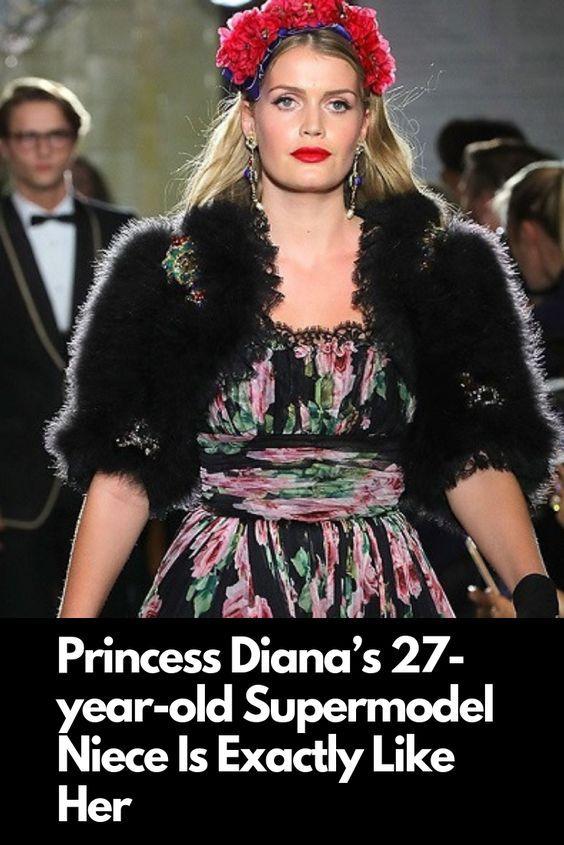 beauty princess dianas niece - 564×845