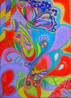 Art by Viorica Buga: