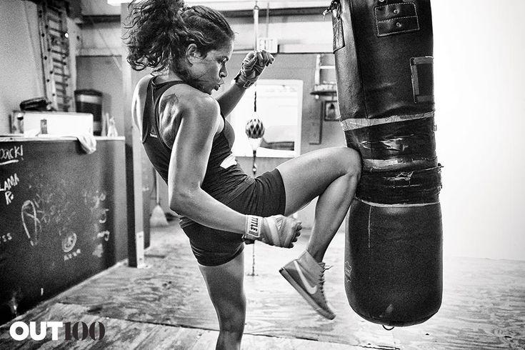 OUT100: Amanda Nunes, Mixed Martial Artist