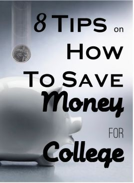 Inspire To Change With These Eight Tips On How Save Money For College