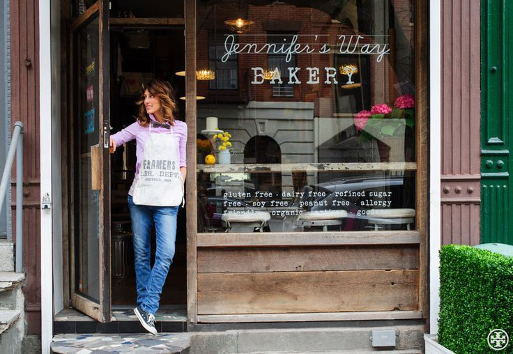 Jennifer Esposito On: Good Gluten-Free Baking | The Tory Blog