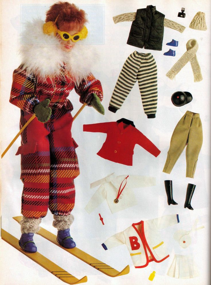 The 38 best images about DOLLS & DOLLS CLOTHES - KNITTING - MIXED PATTERN...