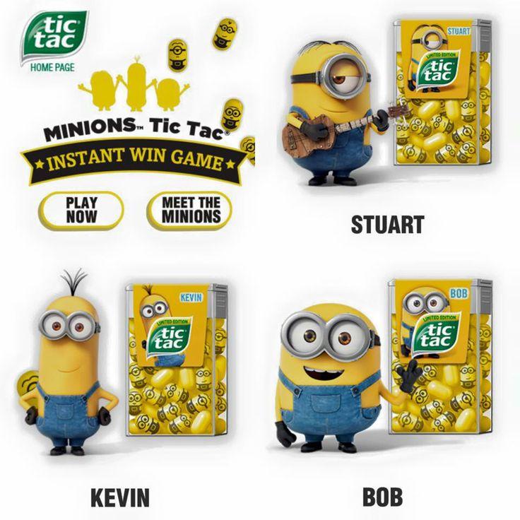 14 best minion tic tac images on food minion stuff