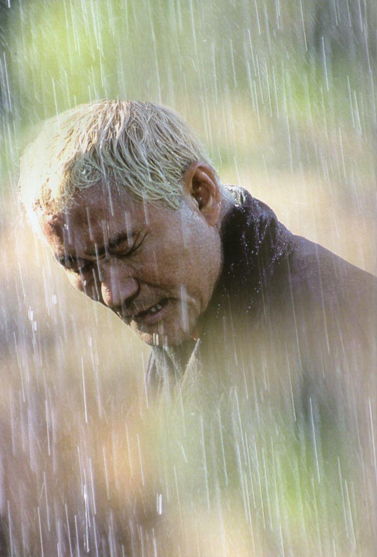 Takeshi Kitano as Zatoichi in Zatoichi 2003