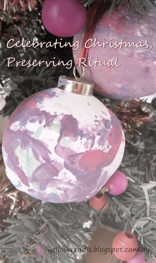 Celebrating Christmas, Preserving Ritual | Gluten-Free Mum