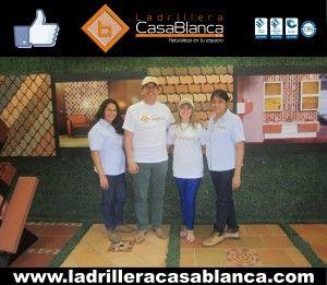 Visita Cliente Sarvimport - Quito Ecuador - Ladrillera CasaBlanca S.A. Cúcuta