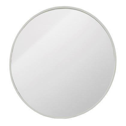 Deze ronde spiegel van Bloomingville kun je overal ophangen! Door het stijlvolle design past hij goed in de woonkamer als mooi accessoire boven de bank! Ook in de hal komt hij ook goed van pas, voor een snelle check voordat je naar buiten gaat!