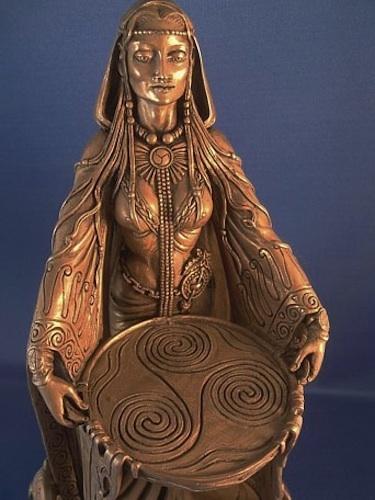 Dagda, the matriarch of the Tuatha de Danann