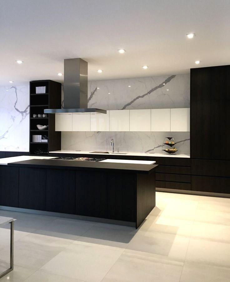 60 Gorgeous Black Kitchen Ideas For Every Decorating Style 34 Kitchendesign Kitchenideas Gentileforda Com Modern Kitchen Design Luxury Kitchens Modern Kitchen