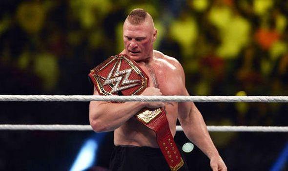 Brock Lesnar Ufc Supremo Dana White Casts Doubt On Wwe Star