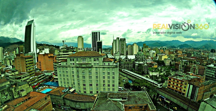 Medellín, a city between past and modernity