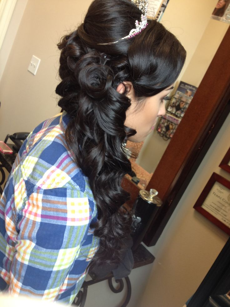 153 Best Images About My Hair Creations On Pinterest