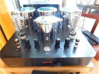 Ayon Crossfire III PA Ultimate 30 Watt Single Ended Triode Valve Amplifier