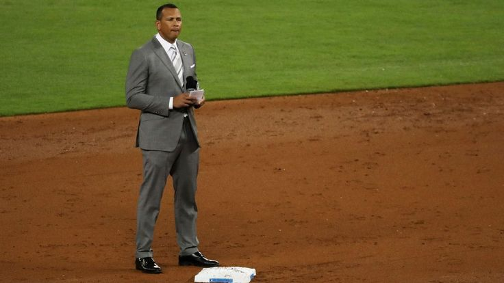 A-Rod joining ESPN for Sunday Night Baseball