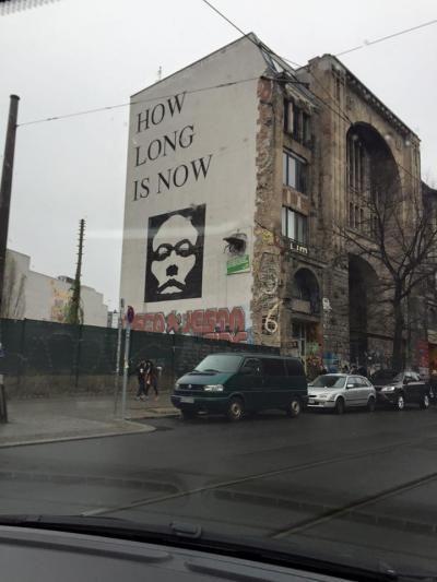Ještě pár tipů na Berlín   Proti šedi