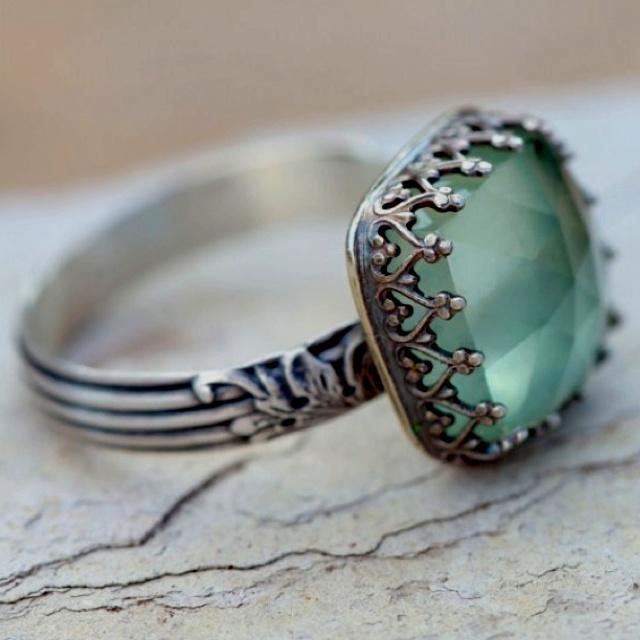 Gorgeous aquamarine ring                      ❤