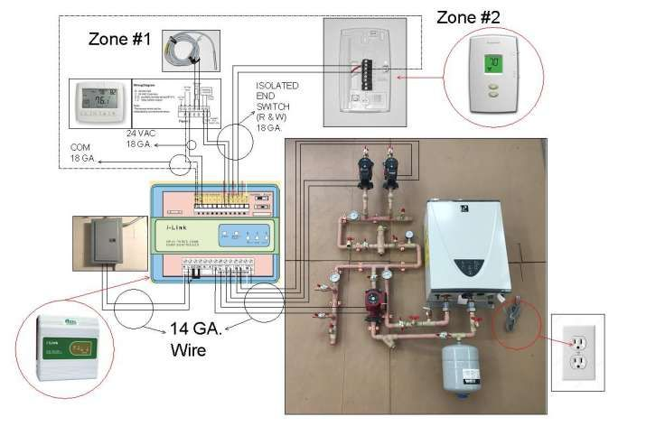 18 electric radiant heat wiring diagram  radiant floor