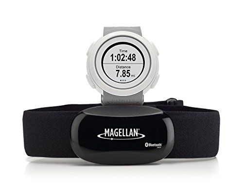 Magellan TW0103SGHNA Echo Smart Sports Watch with Heart Rate MonitorBluetooth Smart Gray * Want additional info? Click on the image.