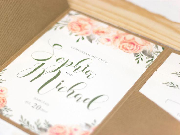 35 best Inkpot Wedding Stationery images on Pinterest