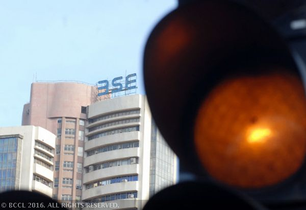 Sensex crashes over 500 points as Indian Army claims strike on Pakistan base - The Economic Times