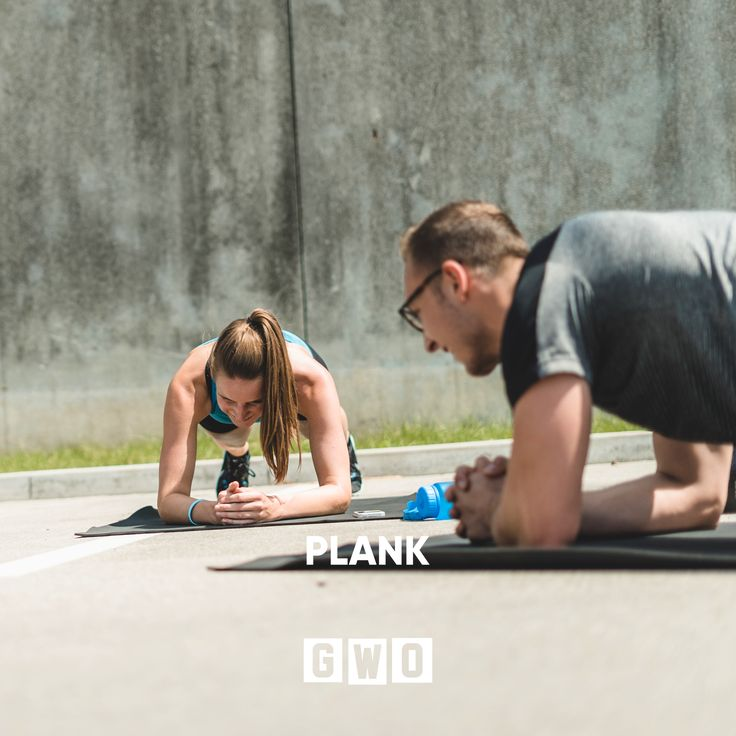 Sieht super easy aus, aber hat es ganz schön in sich - der gute alte Unterarmstütz. Auf was ihr alles achten müsst, erfahrt in im Tutorial-Video in der Gettoworkout-App. #plank #fitnessapp