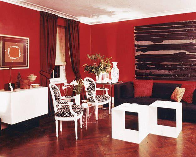 Best 25+ Red interior design ideas on Pinterest | Red ...