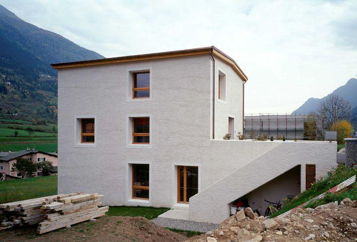 Haus Raselli, Poschiavo, Conradin Clavuot