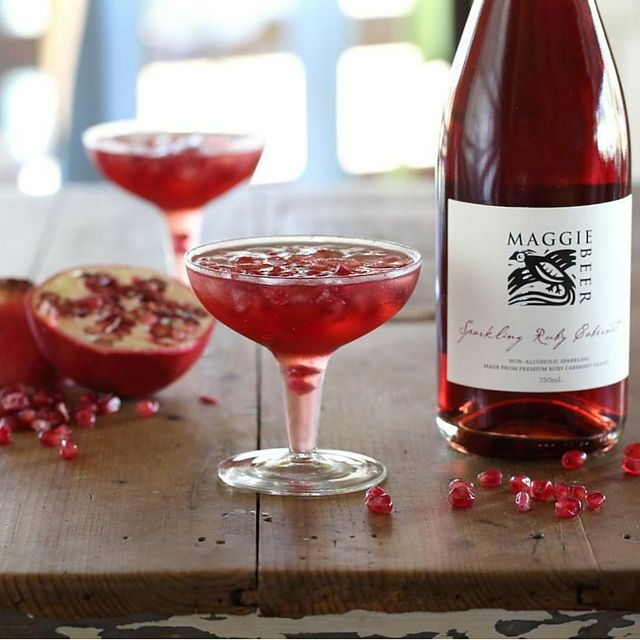 Step up your cocktail game with a little help from Maggie Beer.