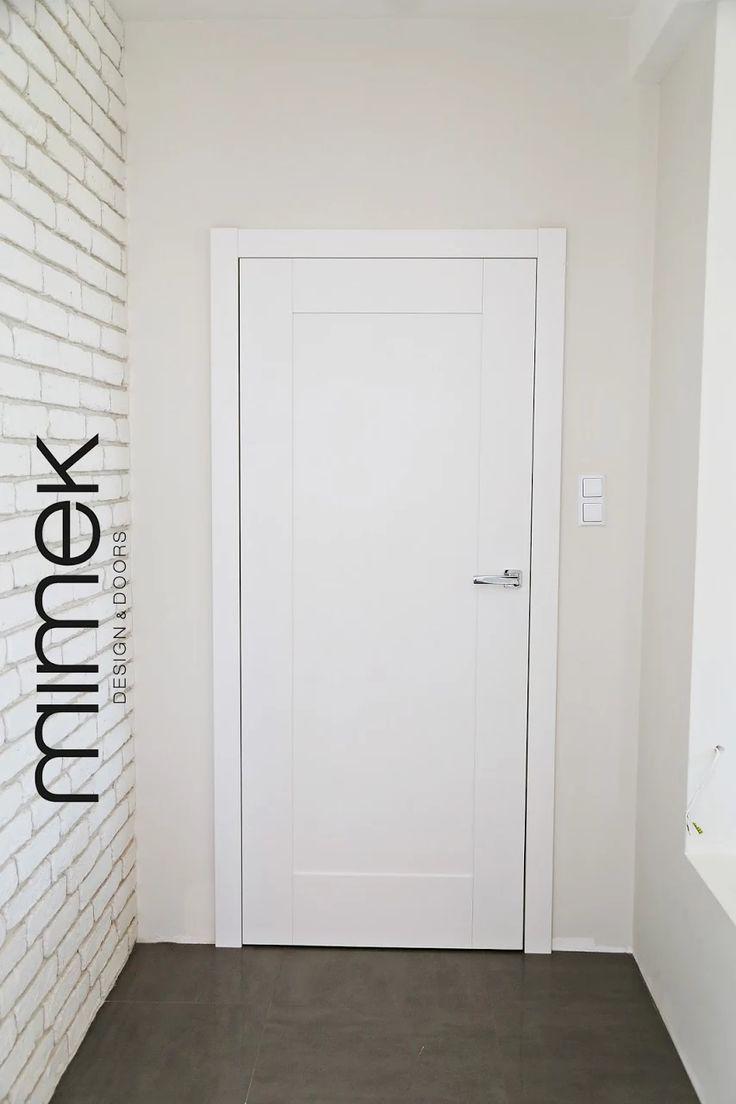 Realizacja drzwi Asilo. Model Colombo 5 Door design