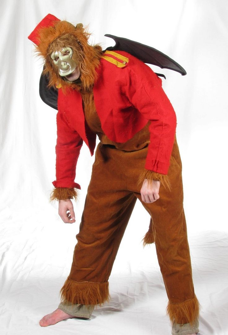 Best 25+ Flying monkey costume ideas on Pinterest | Monkey ...