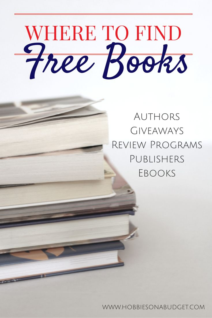Looking for FREE books?  Check out this huge list of resources to help you find FREE books for readers.