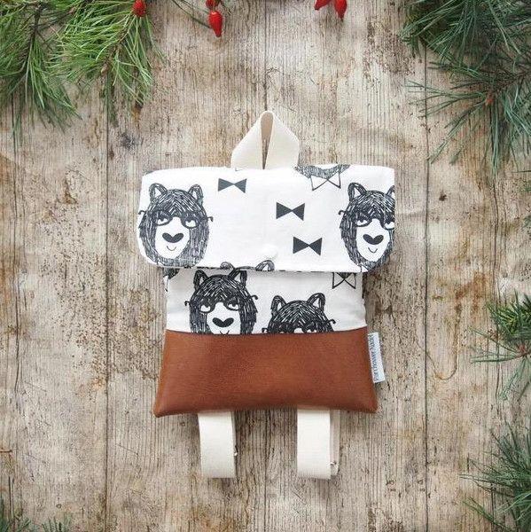 Rucksäcke - Kindergartentasche | Kinderrucksack | Kindertasche - ein Designerstück von ParchowerNadel bei DaWanda