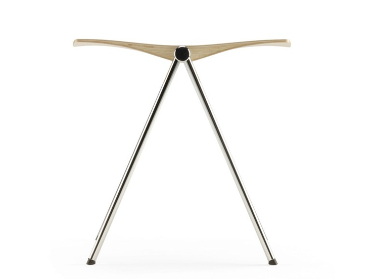 Wooden stool CLASH 239 Clash Collection by ARKTIS furniture   design Samuli Naamanka