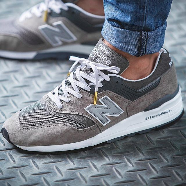 Chubster favourite ! - Coup de cœur du Chubster ! - shoes for men - chaussures pour homme - sneakers - boots - sneakershead - yeezy - sneakerspics - solecollector -sneakerslegends - sneakershoes - sneakershouts -  New Balance 997GY