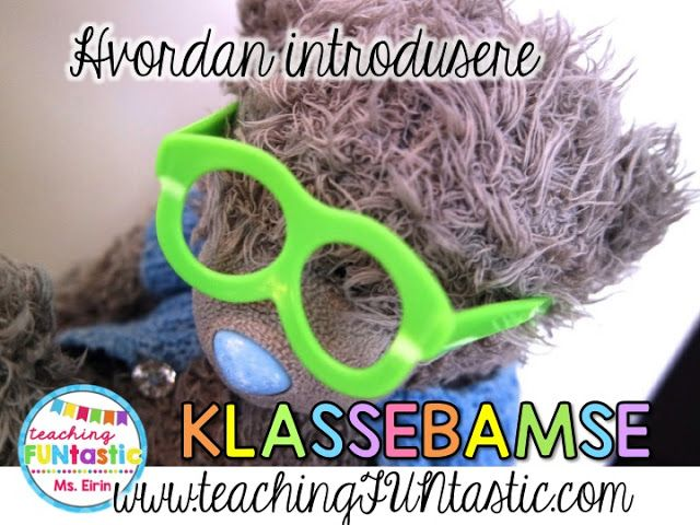Klassebamse - en venn for livet!