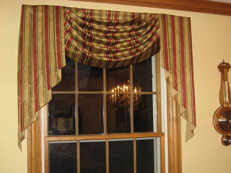 21 best Swag curtains images on Pinterest | Swag curtains ...