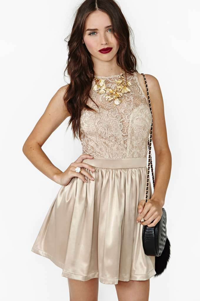 I Want To Be Adored Dress $68.00