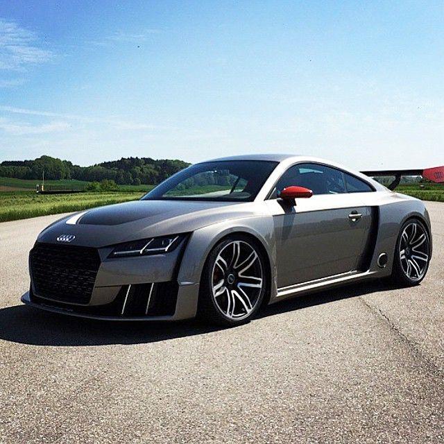 Audi TT ClubSport by @autobildde